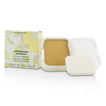 Clinique Anti Blemish Solutions Powder Makeup Refill - # 66 True Beige (M-N)  10g/0.35oz