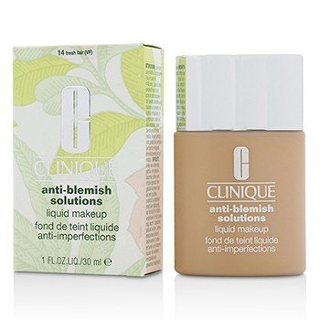 Clinique Anti Blemish Solutions Maquillaje Líquido - # 14 Fresh Fair  30ml/1oz