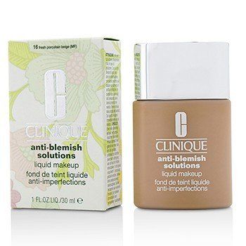 Clinique Anti Blemish Solutions Maquillaje Líquido - # 16 Fresh Porcelain Beige  30ml/1oz