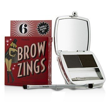 Brow Zings (Total Taming & Shaping Kit For Brows)  4.35g/0.15oz