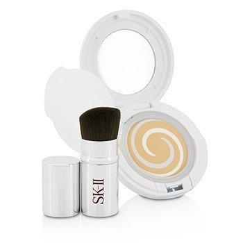Color Clear Beauty Artisan Brush Foundation SPF 40 With Brush (UV/Light)  2pcs