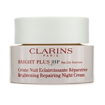 Clarins Bright Plus HP Brightening Repairing Night Cream (Unboxed)  50ml/1.7oz