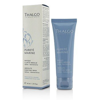 Thalgo Purete Marine Absolute Purifying Mask - for kombinert til fet hud  40ml/1.35oz