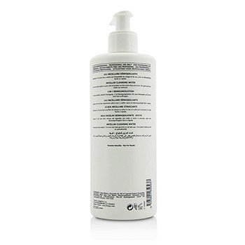 Eveil A La Mer Micellar Cleansing Water (Face & Eyes) - For All Skin Types, Even Sensitive Skin (Salon Size)  500ml/16.9oz