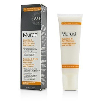Murad Essential-C Day Moisture SPF 30 (Exp. Date: 10/2017)  50ml/1.7oz