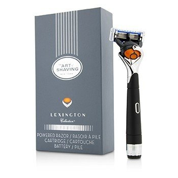 The Art Of Shaving Lexington Collection Power Razor - Without Battery  1pc
