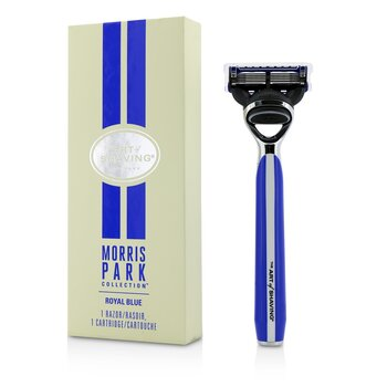 Morris Park Collection Razor - Royal Blue  1pc