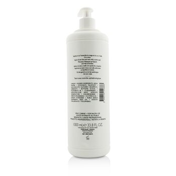 Les Demaquillantes Lait Micellaire Demaquillant Comforting Moisturising Cleansing Micellar Milk (Salon Size)  1000ml/33.8oz