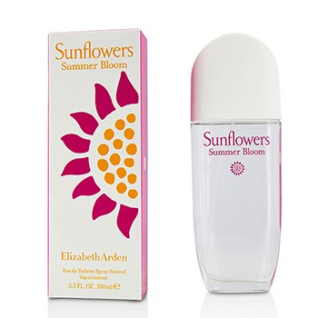 エリザベスアーデン Sunflowers Summer Bloom Eau De Toilette Spray  100ml/3.3oz