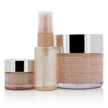 Moisture Surge Set: Moisture Surge 125ml + All About Eyes 15ml + Moisture Surge Face Spray Thirsty Skin Relief 30ml  3pcs
