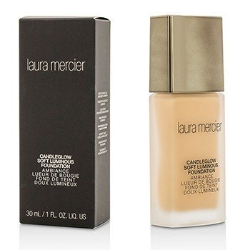Laura Mercier Podkład do twarzy Candleglow Soft Luminous Foundation - # 3N1 Buff  30ml/1oz