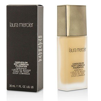 Laura Mercier Podkład do twarzy Candleglow Soft Luminous Foundation - # 3W1 Dusk  30ml/1oz