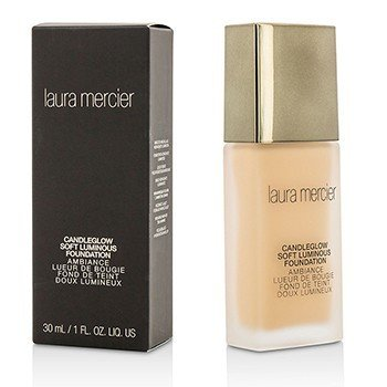 Laura Mercier Podkład do twarzy Candleglow Soft Luminous Foundation - # 3N2 Honey  30ml/1oz