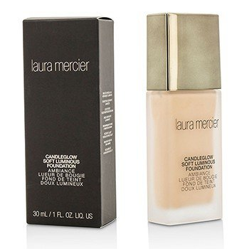 Laura Mercier Candleglow Soft Luminous Foundation - # 1C1 Shell  30ml/1oz