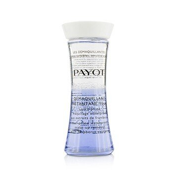 パイヨ Les Demaquillantes Demaquillant Instantane Yeux Dual-Phase Waterproof Make-Up Remover - For Sensitive Eye  125ml/4.2oz