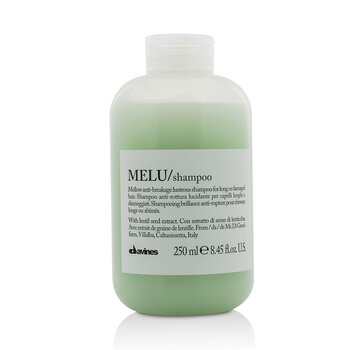 Melu Shampoo Mellow Anti-Breakage Lustrous Shampoo (For Long or Damaged Hair) 250ml/8.45oz