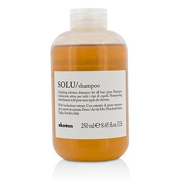 Solu Clarifying Solution Shampoo (For All Hair Types)  250ml/8.45oz