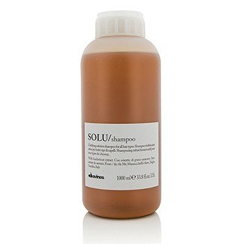 Solu Clarifying Solution Shampoo (For All Hair Types)  1000ml/33.8oz