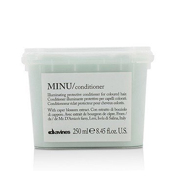Minu Conditioner Illuminating Protective Conditioner (For Coloured Hair)  250ml/8.45oz