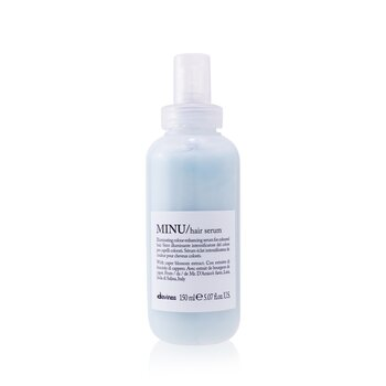 Davines Minu Hair Serum Illuminating Colour Enhancing Serum (Värjätyille Hiuksille)  150ml/5.07oz