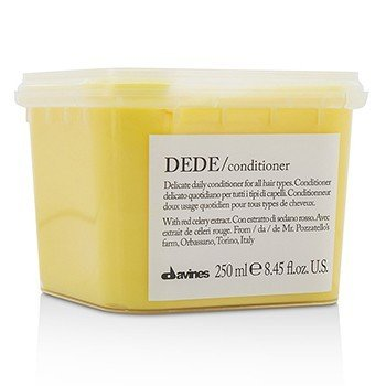 四季活力輕髮膜(所有髮質) Dede Delicate Daily Conditioner  250ml/8.45oz