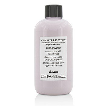 Davines Your Hair Assistant Prep Shampoo (For All Hair Types)  250ml/8.45oz