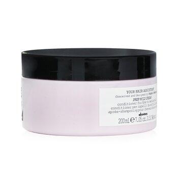 溫和護髮霜Your Hair Assistant Prep Mild Cream Conditioner(細軟至中性髮質)  200ml/7.05oz