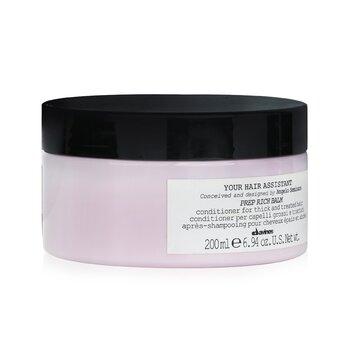 豐潤護髮霜Your Hair Assistant Prep Rich Balm Conditioner(粗硬染燙髮質)  200ml/6.94oz