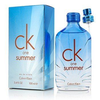Calvin Klein CK One Summer Туалетная Вода Спрей (Выпуск 2017)  100ml/3.4oz