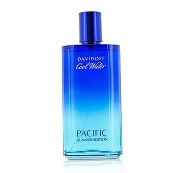 Cool Water Pacific Summer Edition Eau De Toilette Spray  125ml/4.2oz