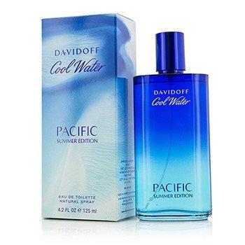 Woda toaletowa Cool Water Pacific Summer Edition Eau De Toilette Spray  125ml/4.2oz