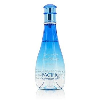 Cool Water Pacific Summer Edition Eau De Toilette Spray  100ml/3.4oz