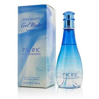 Davidoff Cool Water Pacific Summer Edition ماء تواليت سبراي  100ml/3.4oz