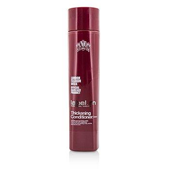 レーベルエム シックニング コンディショナー (髪に潤いと栄養を与えて、軽やかでコシとボリュームのある髪を長時間キープします。)  300ml/10oz