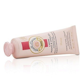 Rose Hand & Nail Cream 30ml/1oz