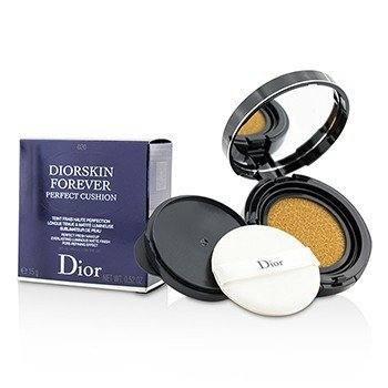 Christian Dior Diorskin Forever Perfect Cushion SPF 35 - # 020 Light Beige  15g/0.52oz