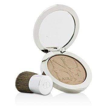 Diorskin Nude Air Luminizer Shimmering Sculpting Powder (With Kabuki Brush)  6g/0.21oz