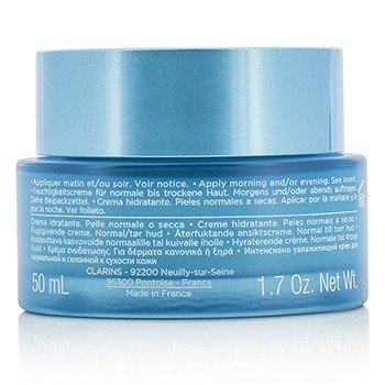 Hydra-Essentiel Moisturizes & Quenches Silky Cream - Normal to Dry Skin 50ml/1.7oz
