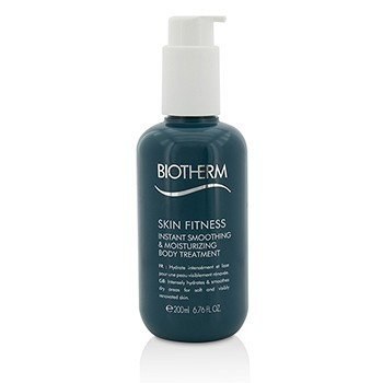 Biotherm Skin Fitness Instant Smoothing & Moisturizing Body Treatment  200ml/6.76oz