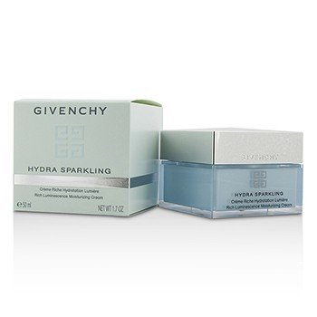 Givenchy كريم مرطب Hydra Sparkling Rich Luminescence - للبشرة الجافة  50ml/1.7oz