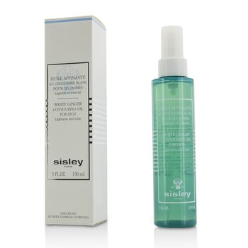 White Ginger Contouring Oil For Legs  150ml/5oz