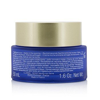 Multi-Active Night Targets Fine Lines Revitalizing Night Cream - For Normal To Combination Skin  50ml/1.6oz
