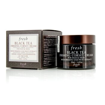 Black Tea Firming Corset Cream - For Face & Neck  50ml/1.6oz