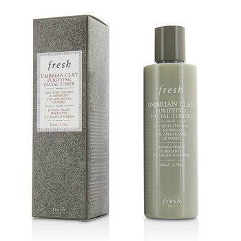 Umbrian Clay Purifying Facial Toner 200ml/6.7oz