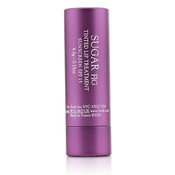 Sugar Lip Treatment SPF 15 - Fig  4.3g/0.15oz