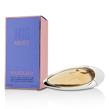 Thierry Mugler (Mugler) Angel Muse Eau De Parfum Spray (Rellenable Cosmic Pebble)  50ml/1.7oz