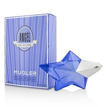 Thierry Mugler (Mugler) Angel Eau Sucree Туалетная Вода Спрей (2017 Limited Edition)  50ml/1.7oz