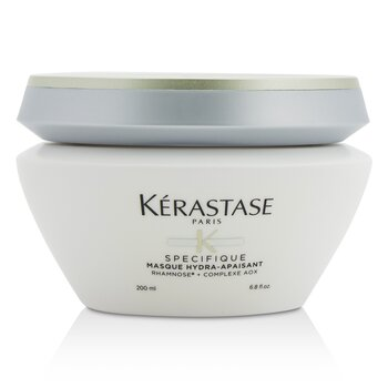 Specifique Masque Hydra-Apaisant Renewing Cream Gel Treatment (Scalp and Hair)  200ml/6.8oz