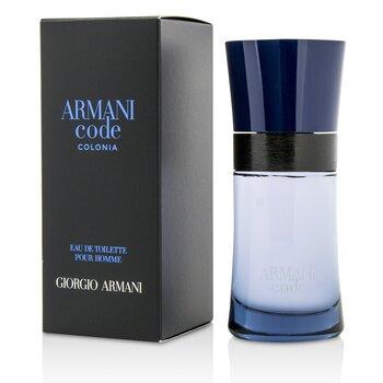 Armani Code Colonia Eau De Toilette Spray  50ml/1.7oz