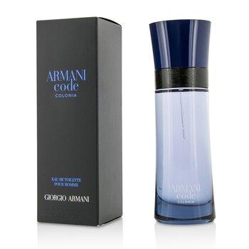 Armani Code Colonia Eau De Toilette Spray  75ml/2.5oz